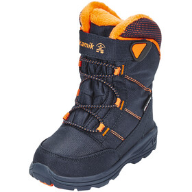 Kamik Stance Shoes Child navy & flame